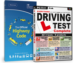 Driving Test Complete & Highway Code